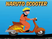 Naruto Scooter Game