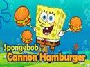Spongebob Cannon Hamburger