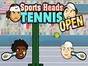 Sports Heads Tennis Open