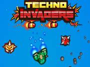 Techno Invaders