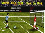 World Cup 2014 One On One