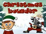 Christmas Boulder