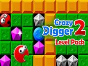 Crazy Digger 2 Level Pack
