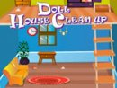 Doll House Clean Up Game