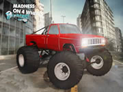 Madness On 4 Wheels