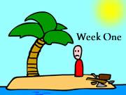 The Ocean Around Me - Week One