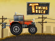 Towing Tractor