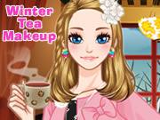 Winter Tea Makeup