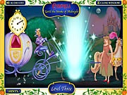 Cinderella Until the Stroke of Midnight
