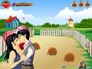 Farm Kissing