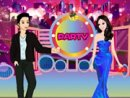 Lovers Dating In Evening Party