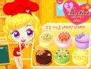 Sue cream cake