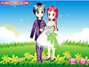 Sweet Spring Wedding