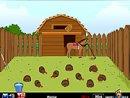 Wild Turkey Escape