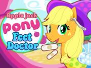 Apple Jack Pony Feet Doctor