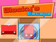 Blocky's Escape