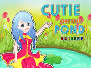 Cutie on the Pond Dressup