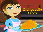 How To Make Orange Jelly Candy