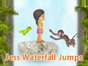 Jess Waterfall Jumps