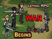 Lethal RPG: War Begins