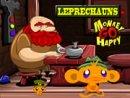 Monkey Go Happy: Leprechauns