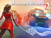 Monsters Wheels 2
