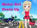 Motor Girl Dressup