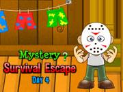 Mystery Survival Escape Day 4