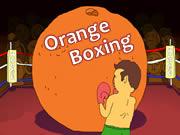 Orange Boxing
