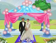 Outdoor Wedding Game