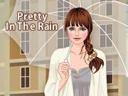 Pretty In The Rain