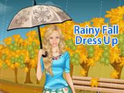 Rainy Fall Dress Up