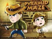 The Pyramid Maze