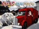 Xmas truck parking