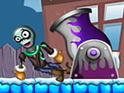 Zombie Launcher: Winter Season