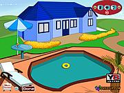 Swimming Pool Decoration