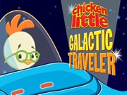 Chicken Little Galactic Traveler