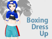 Boxing Dress Up