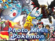 Photo Mess - Pokemon