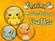 Pokemon - Matching Balls