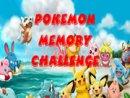 Pokemon Memory Challenge