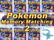Pokemon Memory Matching 2
