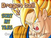 Sort My Tiles Dragon Ball Z