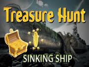Treasure Hunt-Sinking Ship
