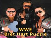 WWE Bret Hart Puzzle
