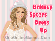 Britney Spears Dress Up Game