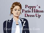 Peppy ' s Paris Hilton Dress Up