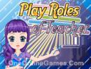 Play Roles of Teacher