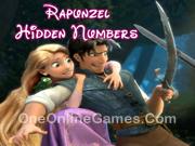Rapunzel Hidden Numbers